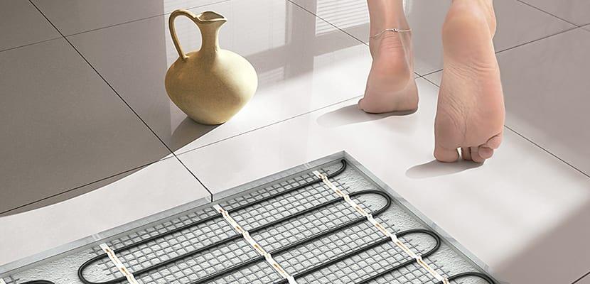 Por qu elegir la calefacci n radiante - Calefaccion por hilo radiante ...
