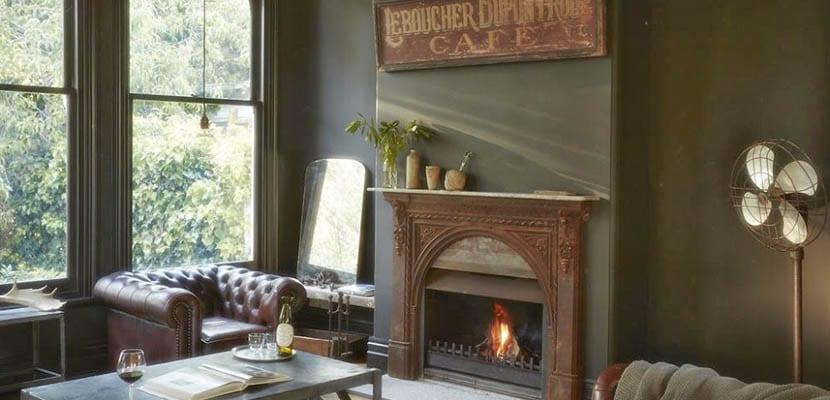 Ideas para decorar la chimenea - Ideas para chimeneas ...