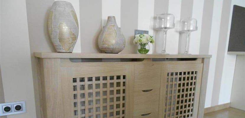 Elegir un cubre radiador para el hogar - Radiadores diseno baratos ...