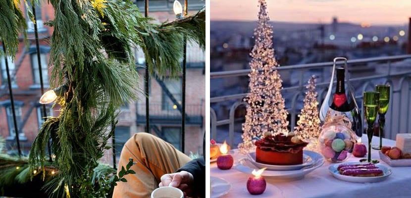 Decorar El Balcon En Navidad.Ideas Para Decorar El Balcon En Navidad
