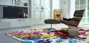 Decorar con alfombras
