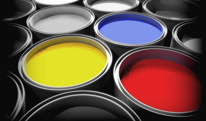 Qu pintura usar a la hora de pintar las paredes - Tipos de pintura para paredes ...