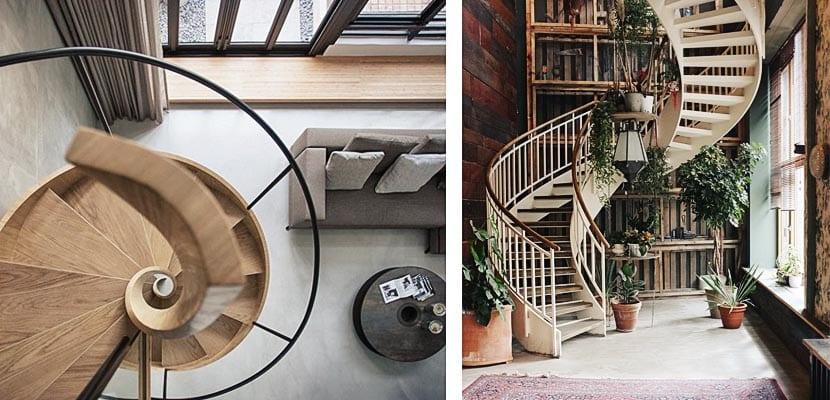 escaleras de caracol - Escaleras De Caracol