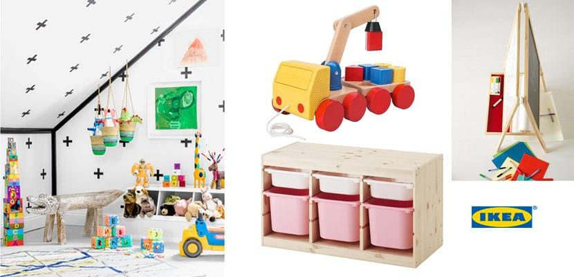 Ideas para crear una divertida habitaci n de juegos infantil for Crear habitacion online