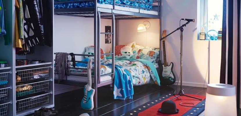 Habitaciones juveniles de ikea Mobiliario juvenil ikea