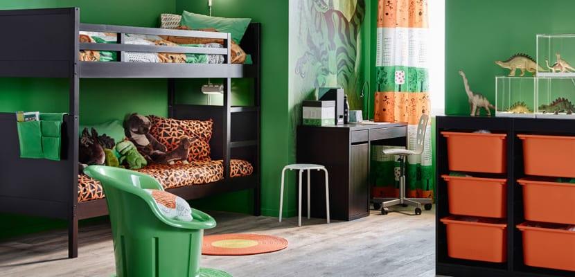 Habitación juvenil Ikea