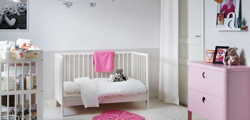 Habitaciones de bebé de Ikea