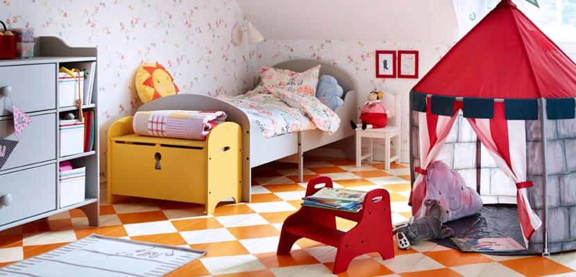 Habitaciones infantiles de ikea - Ikea habitaciones de ninos ...
