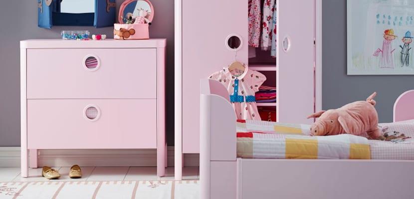 Habitaciones infantiles de Ikea