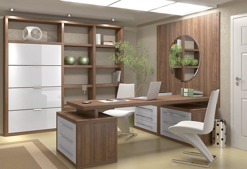 Cómo organizar la oficina en casa