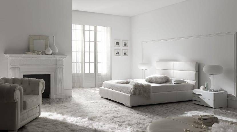 Pros y contras de pintar tus paredes de blanco