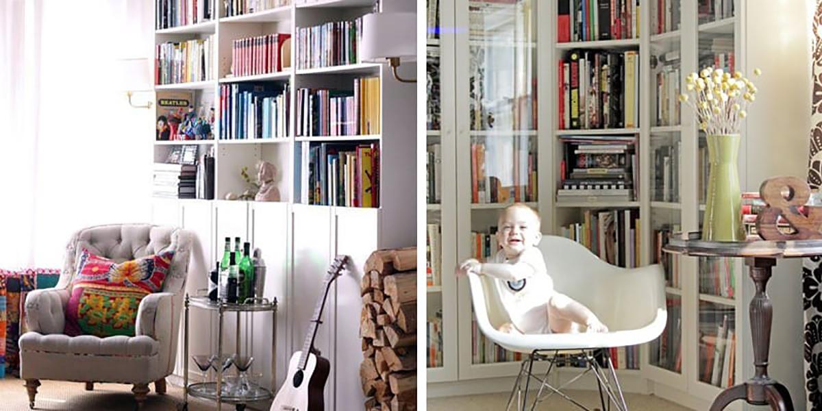 Rincón de lectura Ikea