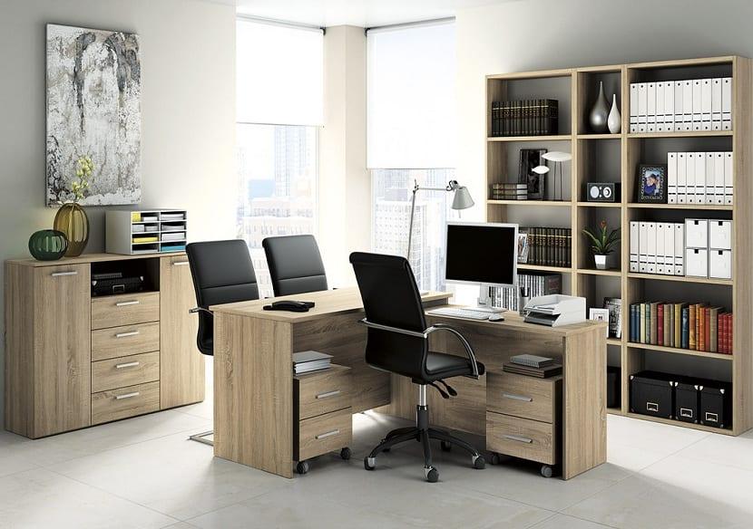estilo decorativo despacho
