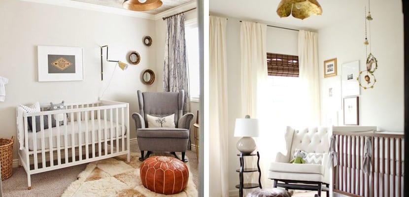 C mo decorar una habitaci n de beb peque a - Como decorar una habitacion de bebe ...