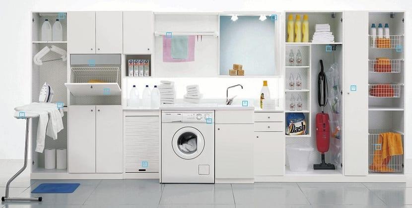 Consejos para organizar el lavadero de tu hogar for Ideas para decorar y organizar la casa