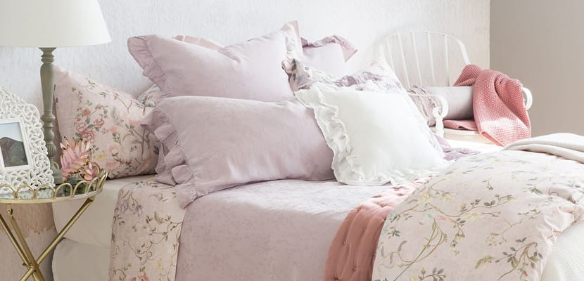 rebajas en ropa de cama zara home. Black Bedroom Furniture Sets. Home Design Ideas