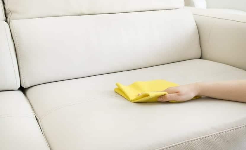 Consejos para mantener en perfecto estado los textiles de - Como limpiar un sofa ...