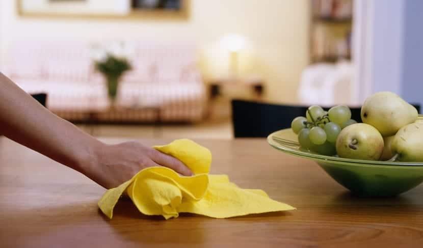 COV en los hogares