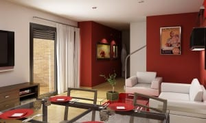 Ideas para decorar en rojo
