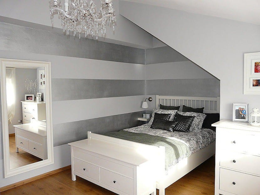 Ideas para decorar un piso de alquiler for Papel para pared dormitorio