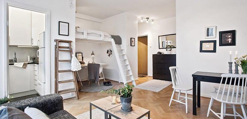 aprovechar espacio en hogares peque os