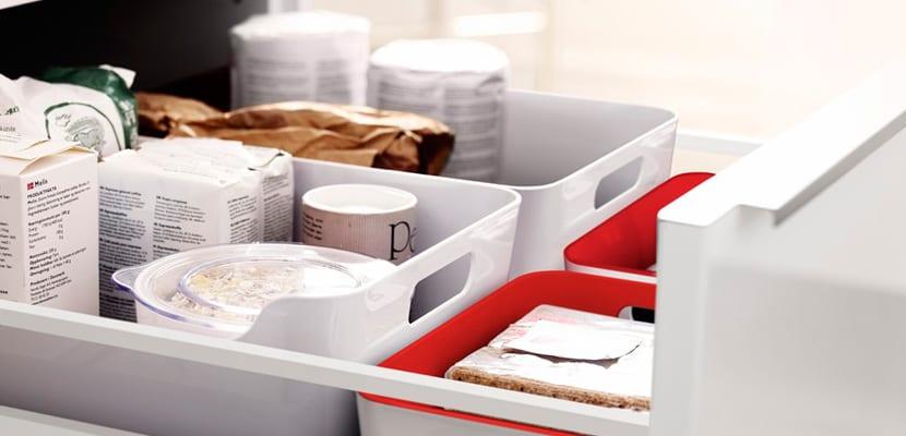 Ikea organiza la cocina con la caja Variera