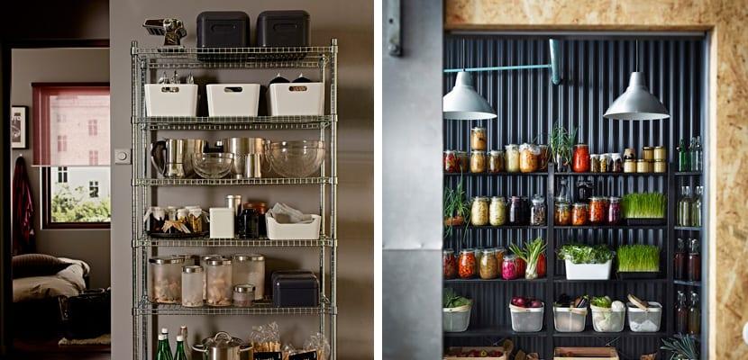Ikea estanterías de cocina