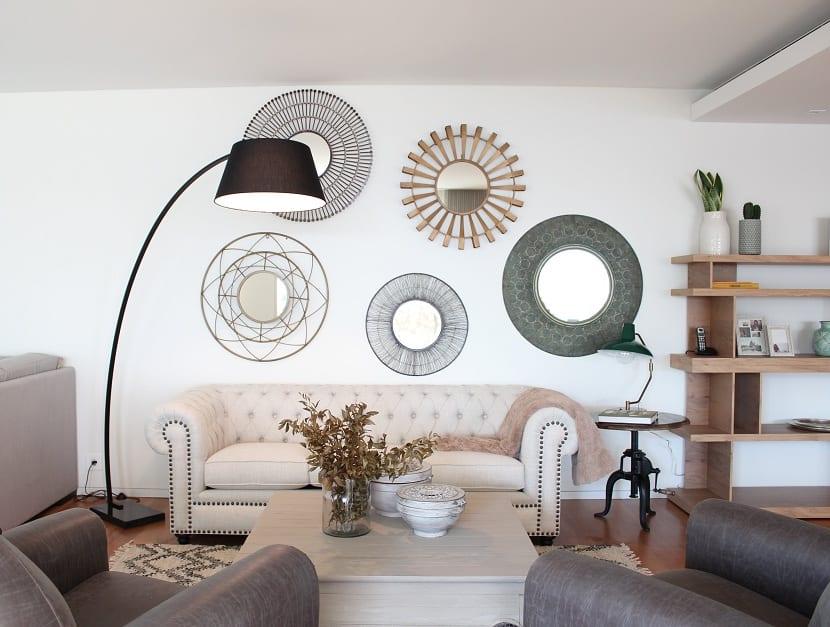 C mo decorar tu casa con espejos for Espejos para casa