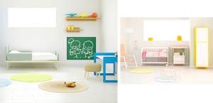 Mobiliario infantil Moti
