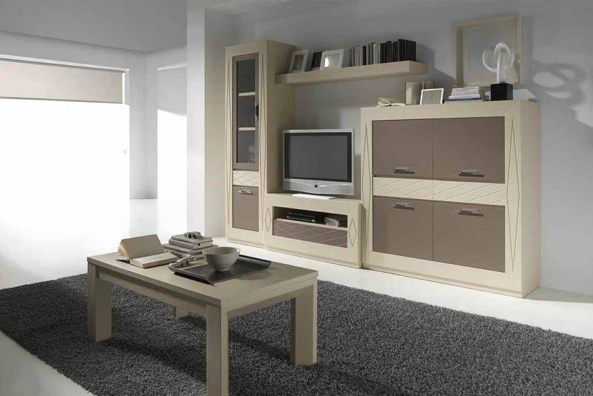 Mesas pr cticas para decorar tu sal n - Metro cuadrado muebles ...