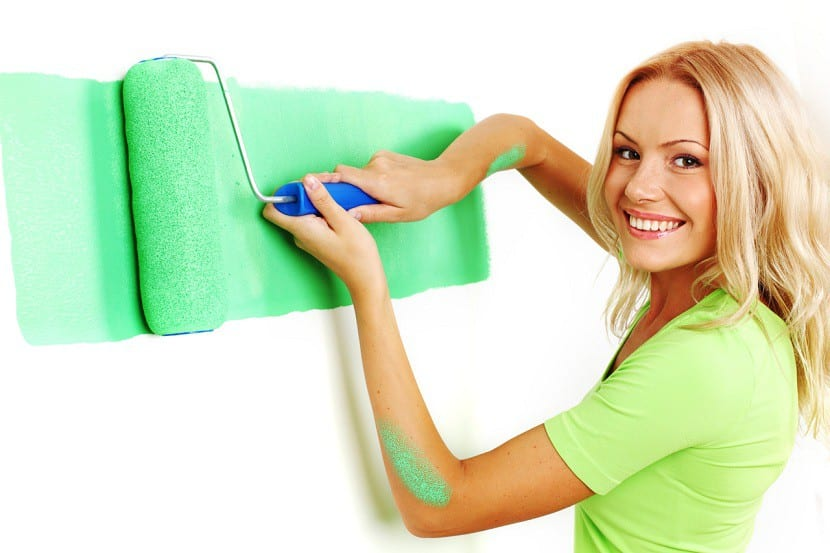 Errores que debes evitar a la hora de pintar las paredes - Pintar las paredes de casa ...