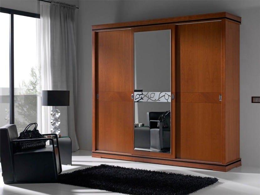 Pros y contras de los armarios con puertas correderas - Puertas correderas para dormitorios ...