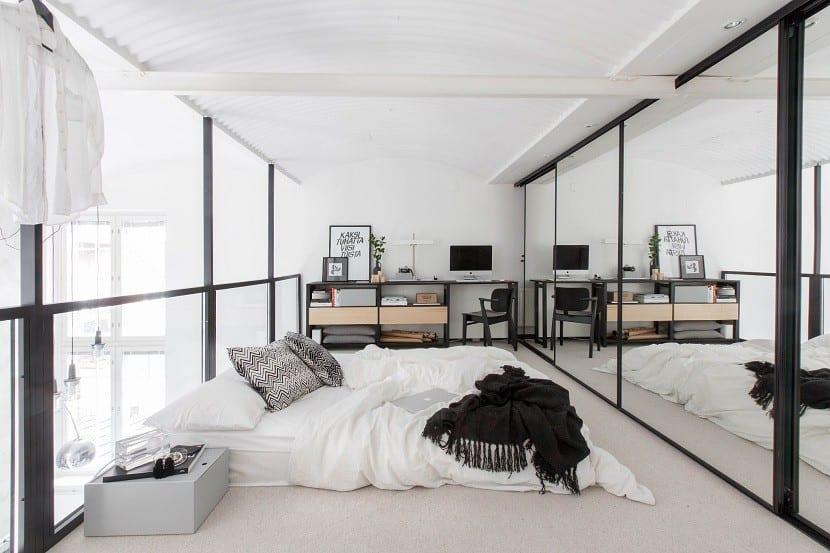 Loft-Escandinavo-dormitorio-3