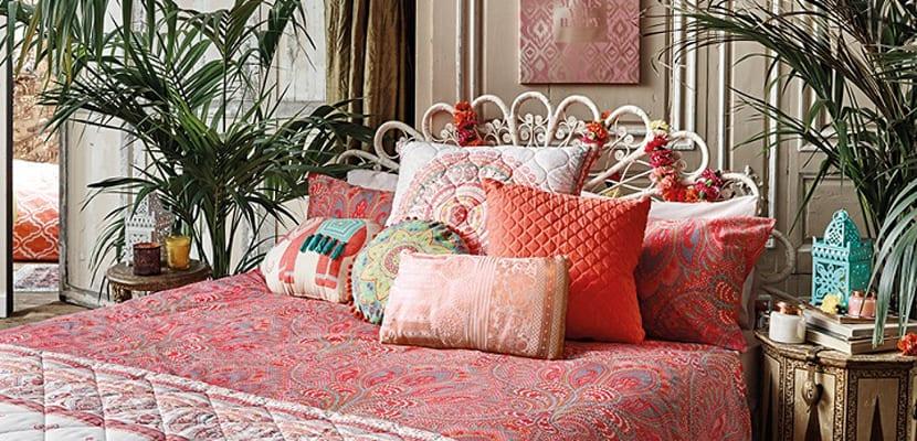 Textiles de cama Camino a Marruecos