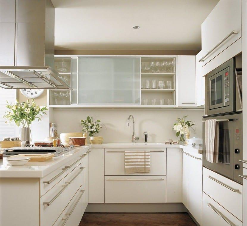 3 claves a la hora de amueblar la cocina for Como amueblar una cocina pequena