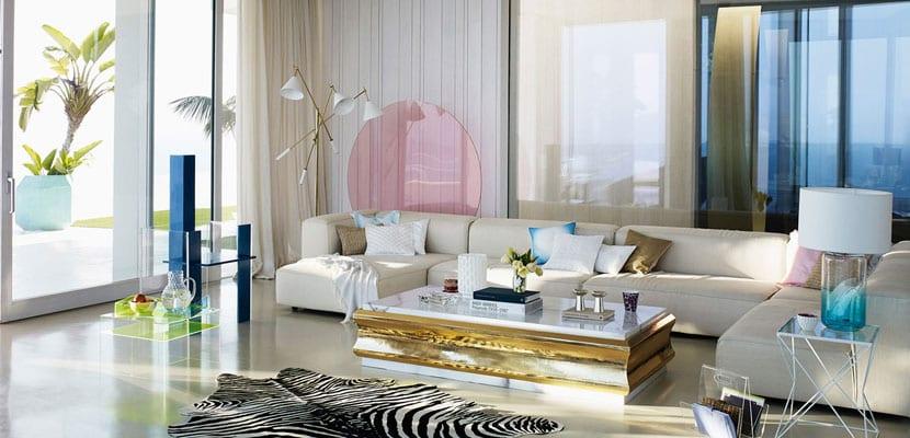 Zara home Miami salón