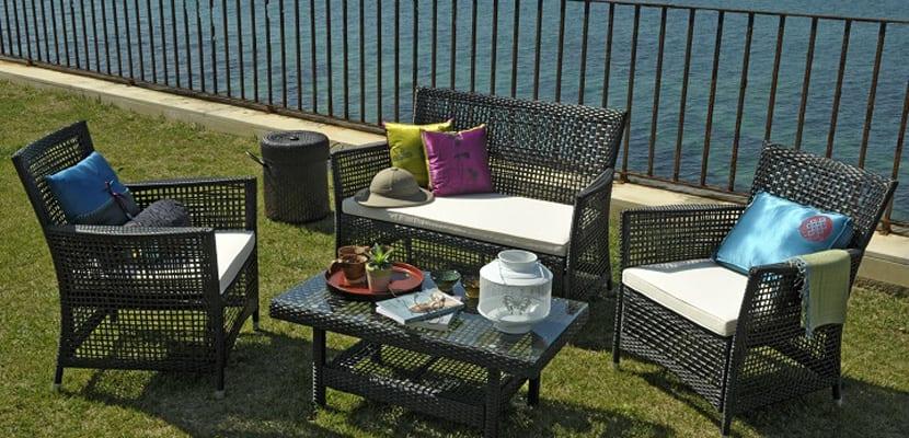 Conforama muebles de jardín