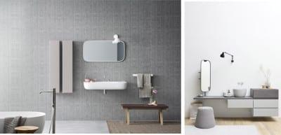 Rexa Design: cuartos de baño con almacenamiento modular ...