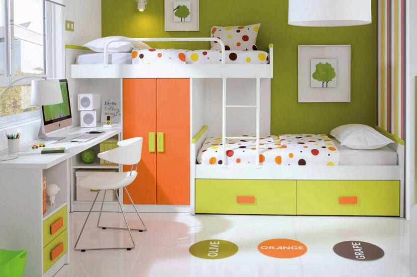 decoracion-dormitorio-infantil-colores