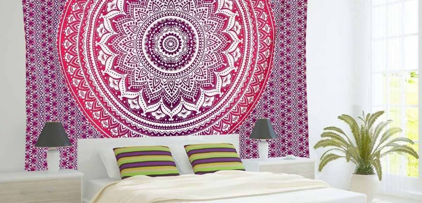 decorar con mandalas