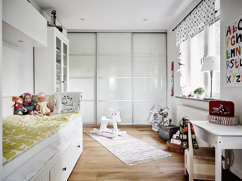 La iluminaci n en el cuarto de tus hijos - Habitaciones infantiles estilo nordico ...