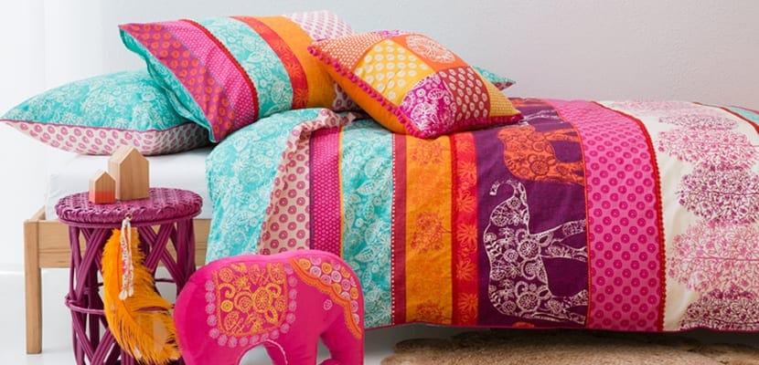 Dormitorio infantil indio en Kas Australia