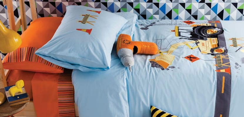 Dormitorio infantil de obras en Kas Australia