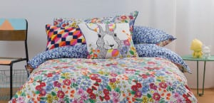 Dormitorio infantil de primavera en Kas Australia