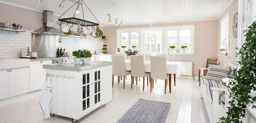 Cocina estilo cottage