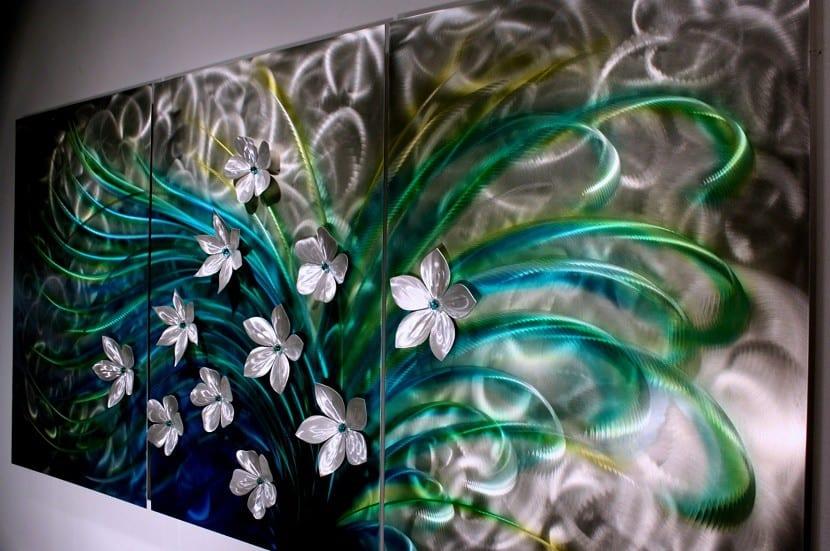 decoración del hogar en primavera