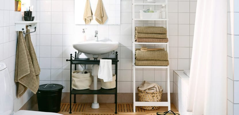 Muebles auxiliares de baño