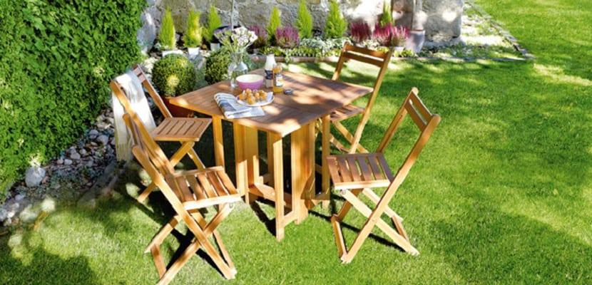 Nueva colecci n de muebles de jard n leroy merl n for Vallado de madera jardin leroy merlin