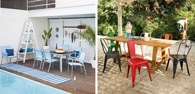 De jardin leroy merlin muebles de jardn coloridos de for Muebles de terraza leroy merlin
