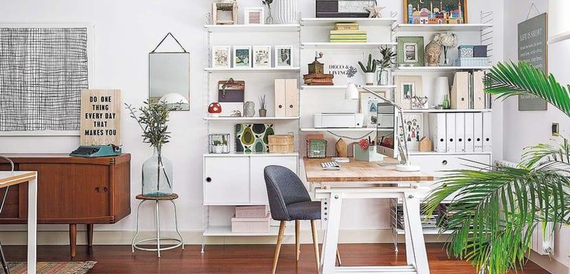 Oficina estanterías